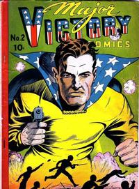 Cover Thumbnail for Major Victory Comics (Chesler / Dynamic, 1944 series) #2
