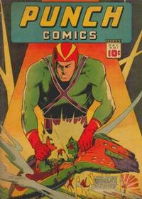 Cover Thumbnail for Punch Comics (Chesler / Dynamic, 1941 series) #1