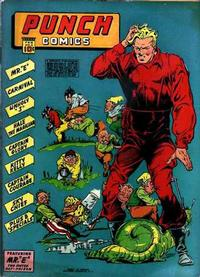 Cover Thumbnail for Punch Comics (Chesler / Dynamic, 1941 series) #2