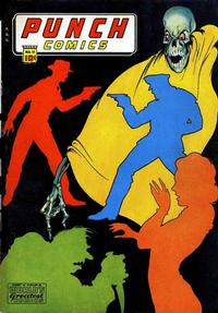 Cover Thumbnail for Punch Comics (Chesler / Dynamic, 1941 series) #11