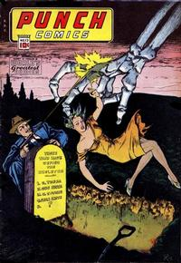 Cover Thumbnail for Punch Comics (Chesler / Dynamic, 1941 series) #13