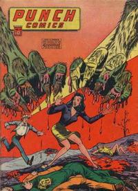 Cover Thumbnail for Punch Comics (Chesler / Dynamic, 1941 series) #19