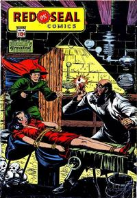 Cover Thumbnail for Red Seal Comics (Chesler / Dynamic, 1945 series) #14