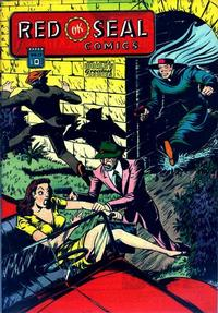 Cover Thumbnail for Red Seal Comics (Chesler / Dynamic, 1945 series) #17