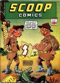 Cover Thumbnail for Scoop Comics (Chesler / Dynamic, 1941 series) #1