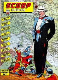 Cover Thumbnail for Scoop Comics (Chesler / Dynamic, 1941 series) #3