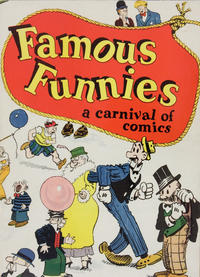 Cover Thumbnail for Famous Funnies a Carnival of Comics (Eastern Color, 1933 series)