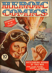 Cover Thumbnail for Heroic Comics (Eastern Color, 1943 series) #17