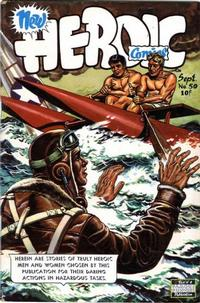 Cover Thumbnail for New Heroic Comics (Eastern Color, 1946 series) #50