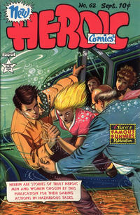 Cover Thumbnail for New Heroic Comics (Eastern Color, 1946 series) #62