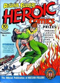Cover Thumbnail for Reg'lar Fellers Heroic Comics (Eastern Color, 1940 series) #3