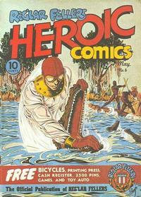 Cover Thumbnail for Reg'lar Fellers Heroic Comics (Eastern Color, 1940 series) #6