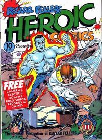 Cover Thumbnail for Reg'lar Fellers Heroic Comics (Eastern Color, 1940 series) #9