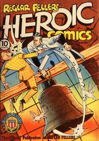 Cover Thumbnail for Reg'lar Fellers Heroic Comics (Eastern Color, 1940 series) #15