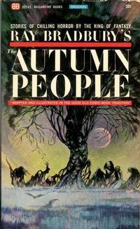 Cover Thumbnail for The Autumn People (Ballantine Books, 1965 series) #U2141