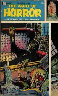 Cover Thumbnail for The Vault of Horror (Ballantine Books, 1965 series) #U2107