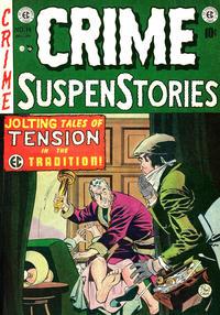 Cover Thumbnail for Crime SuspenStories (EC, 1950 series) #14