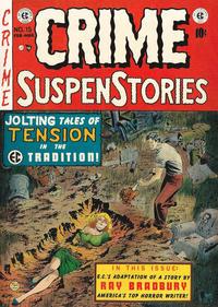 Cover Thumbnail for Crime SuspenStories (EC, 1950 series) #15