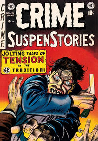 Cover Thumbnail for Crime SuspenStories (EC, 1950 series) #16