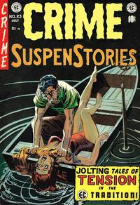 Cover Thumbnail for Crime SuspenStories (EC, 1950 series) #23