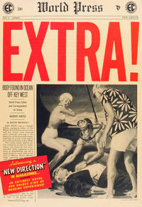 Cover Thumbnail for Extra! (EC, 1955 series) #1