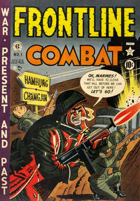 Cover Thumbnail for Frontline Combat (EC, 1951 series) #1