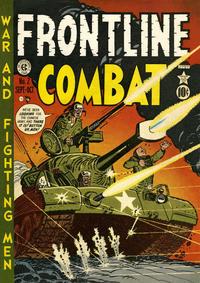 Cover Thumbnail for Frontline Combat (EC, 1951 series) #2