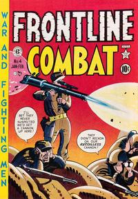 Cover Thumbnail for Frontline Combat (EC, 1951 series) #4
