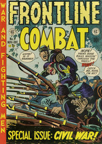Cover Thumbnail for Frontline Combat (EC, 1951 series) #9