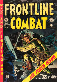 Cover Thumbnail for Frontline Combat (EC, 1951 series) #12