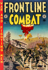 Cover Thumbnail for Frontline Combat (EC, 1951 series) #13