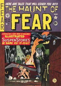 Cover Thumbnail for Haunt of Fear (EC, 1950 series) #15 [1]
