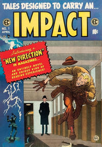 Cover Thumbnail for Impact (EC, 1955 series) #1