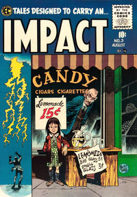 Cover Thumbnail for Impact (EC, 1955 series) #3