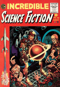 Cover Thumbnail for Incredible Science Fiction (EC, 1955 series) #30