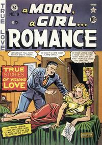 Cover Thumbnail for A Moon, a Girl...Romance (EC, 1949 series) #9