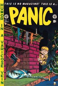Cover Thumbnail for Panic (EC, 1954 series) #1