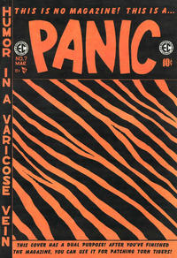 Cover Thumbnail for Panic (EC, 1954 series) #7