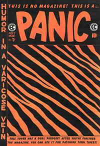 Cover Thumbnail for Panic (EC, 1954 series) #7