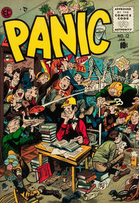 Cover Thumbnail for Panic (EC, 1954 series) #12