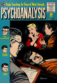 Cover Thumbnail for Psychoanalysis (EC, 1955 series) #4