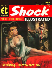 Cover Thumbnail for Shock Illustrated (EC, 1955 series) #3