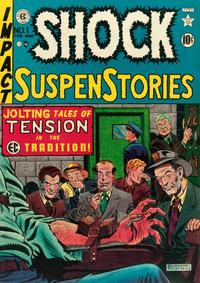 Cover Thumbnail for Shock SuspenStories (EC, 1952 series) #1
