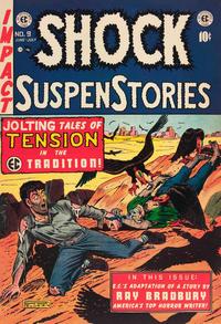 Cover Thumbnail for Shock SuspenStories (EC, 1952 series) #9