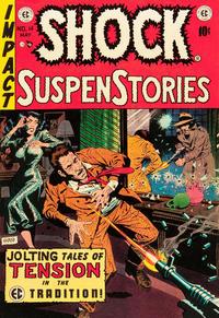 Cover Thumbnail for Shock SuspenStories (EC, 1952 series) #14