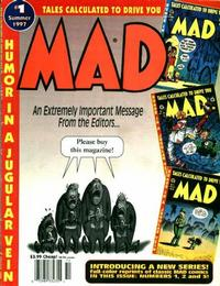 Cover for Tales Calculated to Drive You Mad (EC, 1997 series) #1