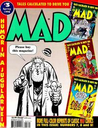 Cover Thumbnail for Tales Calculated to Drive You Mad (EC, 1997 series) #3