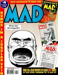 Cover for Tales Calculated to Drive You Mad (EC, 1997 series) #4