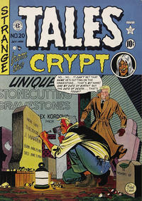 Cover Thumbnail for Tales from the Crypt (EC, 1950 series) #20