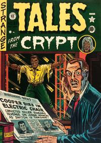 Cover Thumbnail for Tales from the Crypt (EC, 1950 series) #21